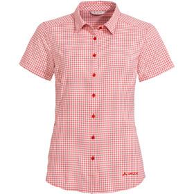 VAUDE Seiland Shirt III Women, mars red